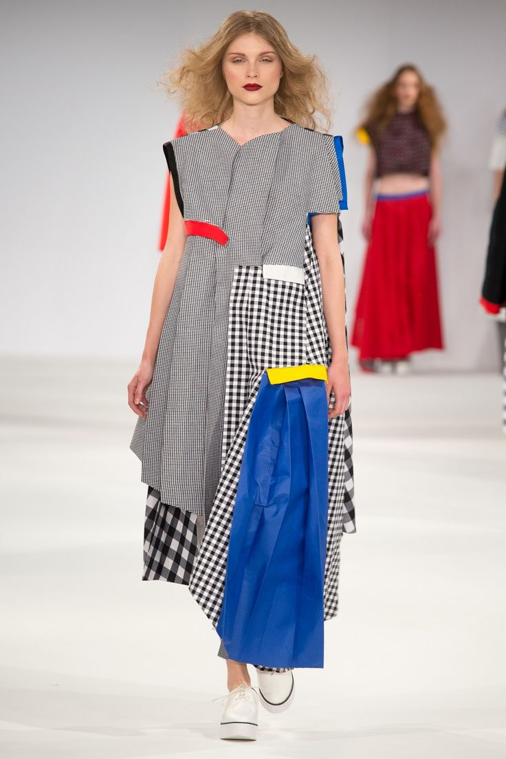 UCA Epsom Graduate Fashion Show 2015. Click through to see full gallery on vogue.co.uk.