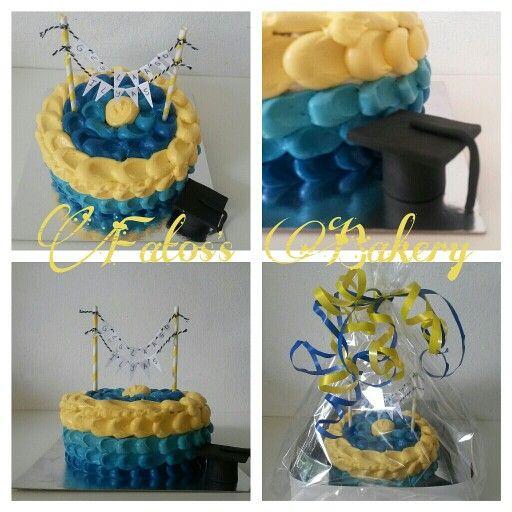 Fenerbahce cake