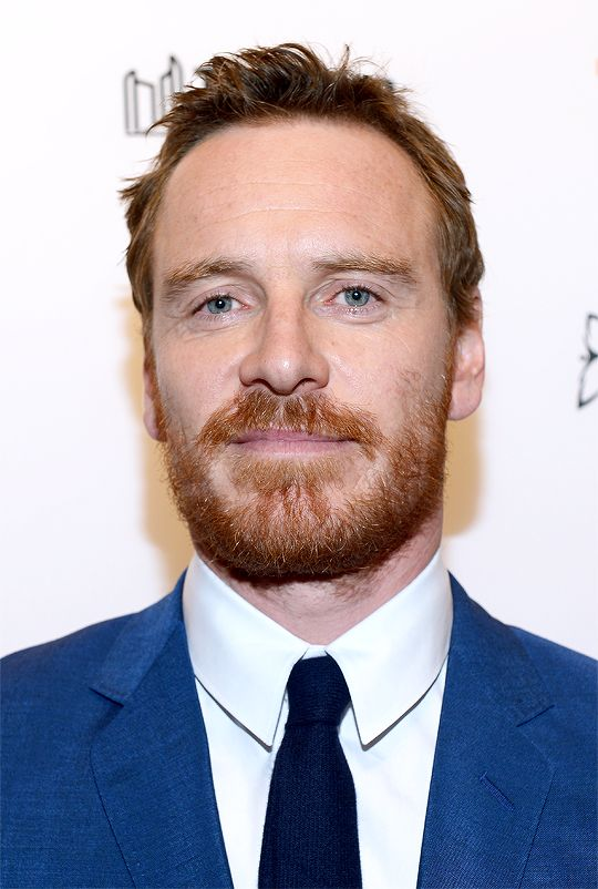 Michael Fassbender attends the TIFF Soiree honoring Michael Fassbender at the TIFF BELL Lightbox on September 7, 2016 in New York City.