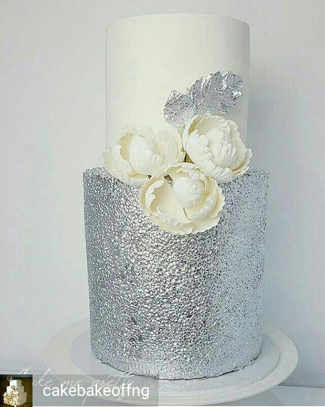 fondant wedding cakes pictures 350 best images about silver cakes on cake 14384