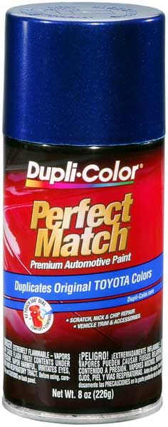 Toyota Stellar Blue Pearl Auto Spray Paint - 8L7 1996-2002: Dupli-Colors Stellar Blue Pearl Auto Touch-Up… #CarParts #AutoParts #TruckParts
