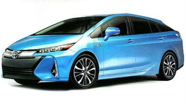 Toyota Prius 4 : jusqu'à 55 km d'autonomie électrique