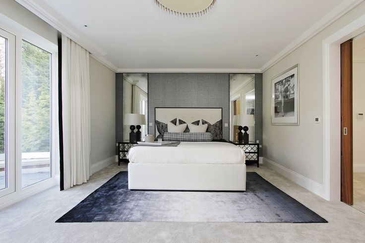 A great interior designer project with GREENPOINT rug in United Kingdom (Barclay Interiors of Ascot)