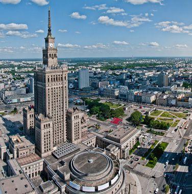 Pałac Kultury i Nauki w Warszawie   Pałac Kultury i Nauki w Warszawie