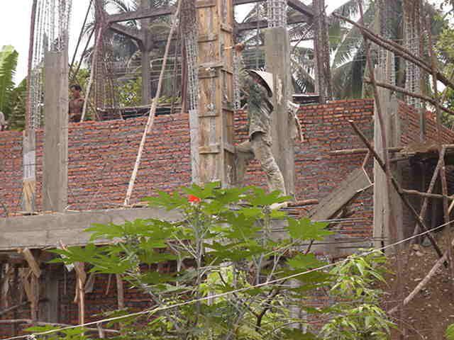 Building works #Laos