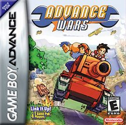 Advance Wars. Awesome game