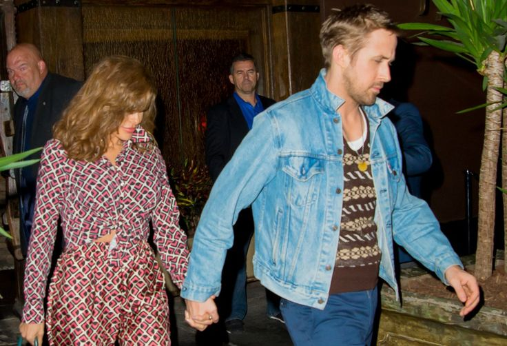 Ryan Gosling Parties with Eva Mendes in Rare Public Appearance Together after Hosting SNL  ||  The actress sported a '70s-inspired ensemble complete with platform sandals. http://footwearnews.com/2017/focus/celebrity-style/ryan-gosling-snl-eva-mendes-age-437848/?utm_campaign=crowdfire&utm_content=crowdfire&utm_medium=social&utm_source=pinterest