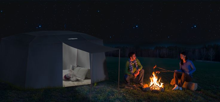 Automatic Car tent