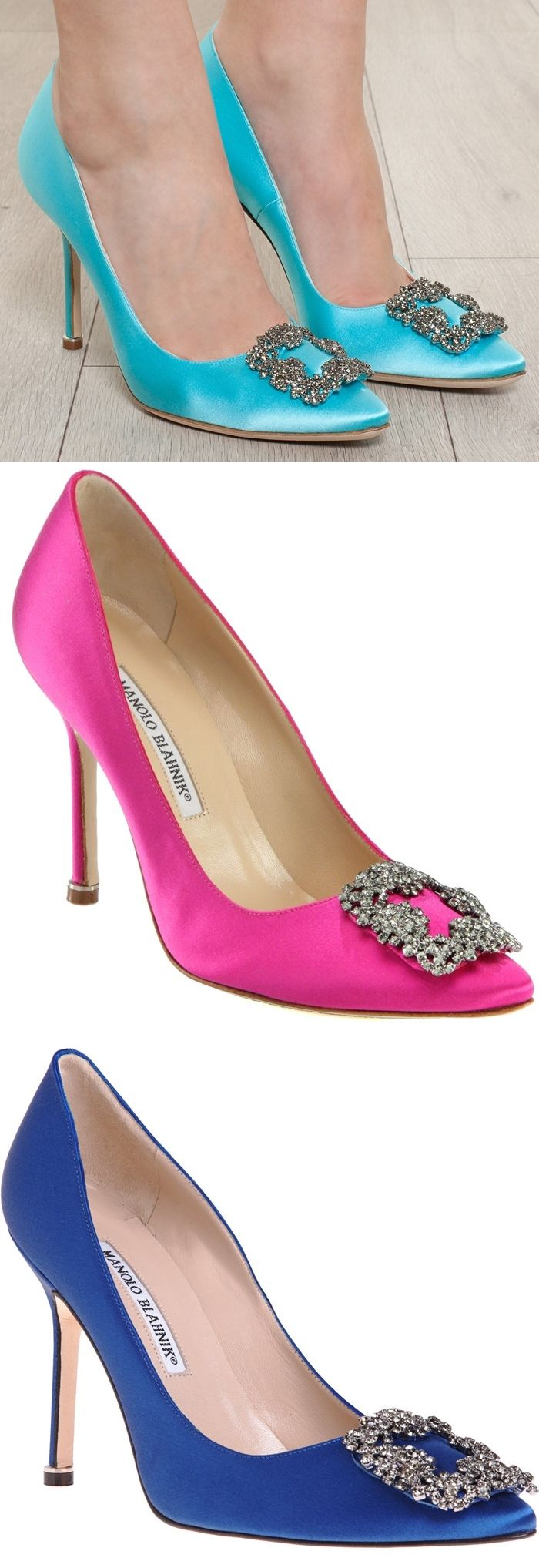 559 best manolo blahnik images on pinterest for Shoe designer manolo blahnik