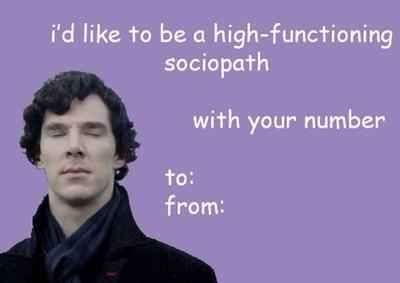 """Community: 21 Valentines For The """"Sherlock"""" Fan In Your Life"""