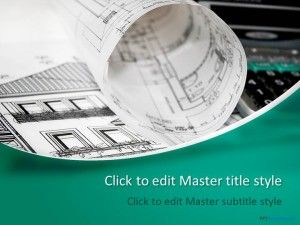 Free Construction Plan PPT Template