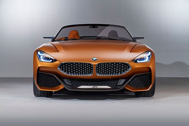 2020 Bmw Z4 Interior Engine And Price Dengan Gambar