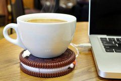 Noel pour les Geeks : Réchauffe Tasse USB ! @IndependenceGeek