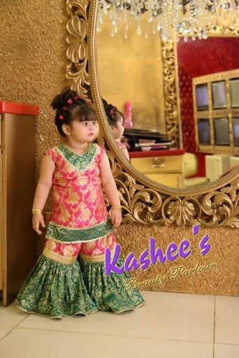 Little princess..