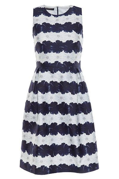 MOTHER OF PEARL - Платье из хлопка с добавлением шелка в Интернет-магазине NAME'S