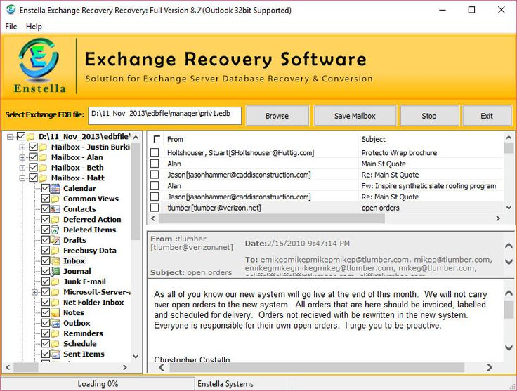 Outstanding Exchange EDB to PST Converter Software to safely and speedily convert Exchange EDB File data to PST/EML/MSG and HTML with whole mailboxes items like as:- inbox / outbox/ sent mail/ draft/ time/ date/calendar /journal etc and also give the offer to split large recovered PST File into small PST File from 1 GB to 5 GB during working process.  Visit Here :- http://articles.abilogic.com/205584/extract-exchange-mailbox-pst-via.html