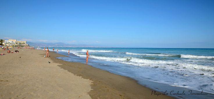 Playa La Carihuela Torremolinos Welcome To Costa Del
