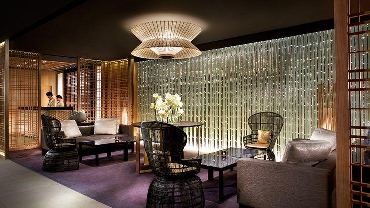 Reception - The Ritz-Carlton, Kyoto - Japan & Luxury Travel Advisor – luxurytraveltojapan.com - #Luxuryhotels #Kyoto #Japan #Japantravel #ritz-carlton