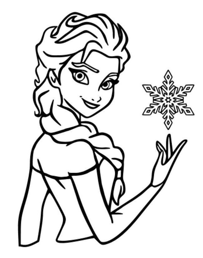 Ten Beste Malvorlage Elsa Und Anna Idee 2020