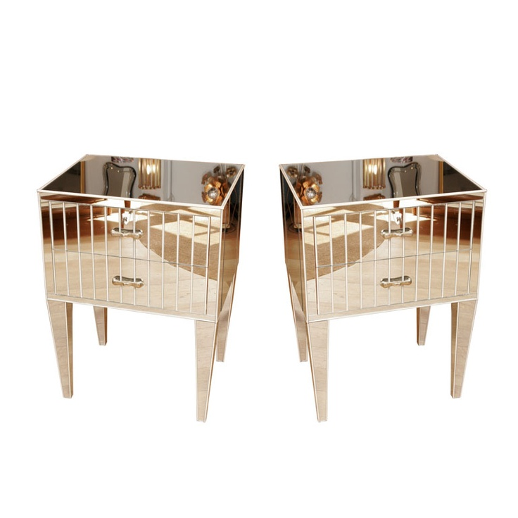 1stdibs - Mirrored Bedside Cabinets explore items from 1,700  global dealers at 1stdibs.com