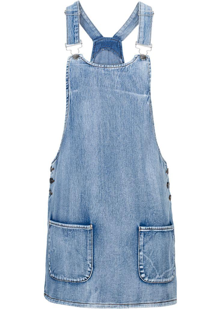 Veja agora:É jeans por toda a parte! Então vamos entrar na moda. Salopete em jeans muito charmosa de comprimento curto, com 2bolsos frontais e botões de metal nas laterais. Com alças reguláveis. Dica: combine com sandálias rasteiras, com tênis ou com sapatilhas.