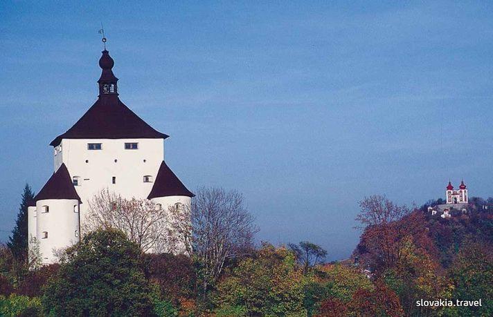 Neues Schloss Banská Štiavnica - Slovakia.travel