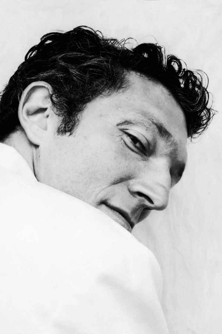 I was thinking of going to London drama schools or to New York, because France didn't accommodate the things I wanted to do in film. Vincent Cassel