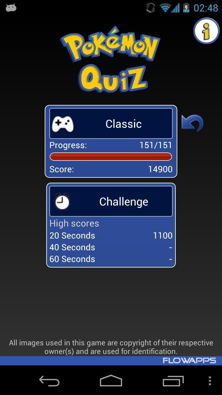 Gmail theme high score - Welcome To The Pokemon Image Quiz Br Br Test