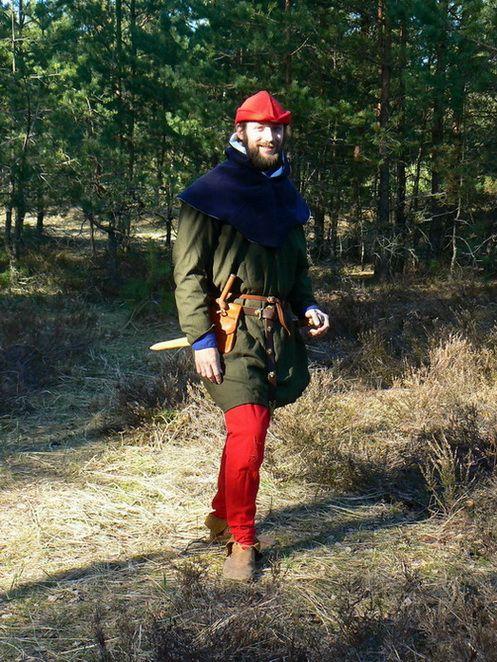 15th Century Englishman