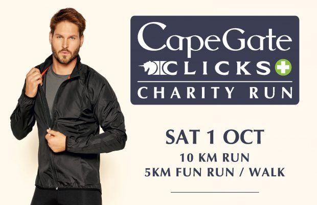 Capegate Clicks Charity Run