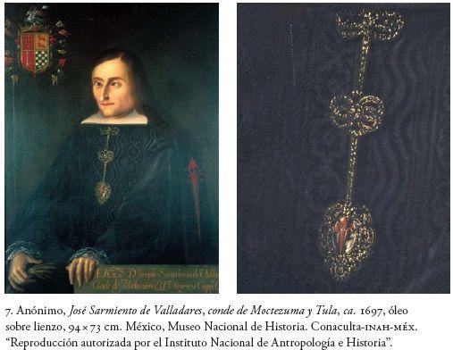 La joyería masculina a través de la galería de retratos de virreyes del Museo Nacional de Historia (México) | Andueza Unanua | Anales del Instituto de Investigaciones Estéticas