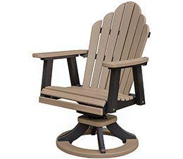 Swivel Rocker Dining Chair | Berlin Gardens