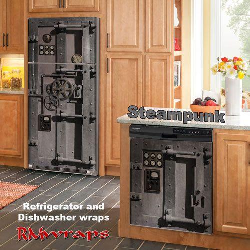 steampunk your kitchen!
