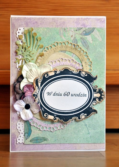 Kasia tworzy: kartki, albumy i inne rękodzieło