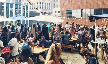 Fun hub … Braamfontein