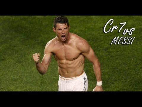 Cristiano Ronaldo vs Messi -Goles y mejores jugadas 2014-2015 HD
