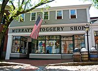 Murray's Toggery Shop- birthplace of Nantucket Reds