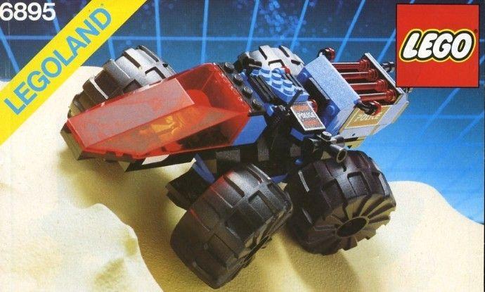 6895-1: Spy Trak 1 | Brickset: LEGO set guide and database