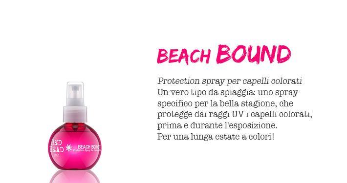 BEACH BOUND #TIGI #SUMMER #THEBEACHISBACK