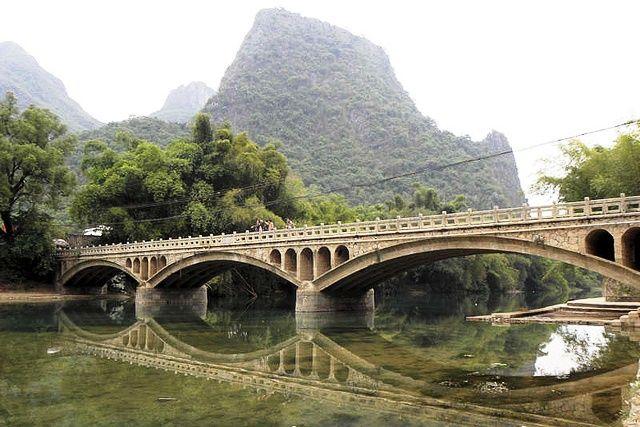 Puente de Xingping (China)
