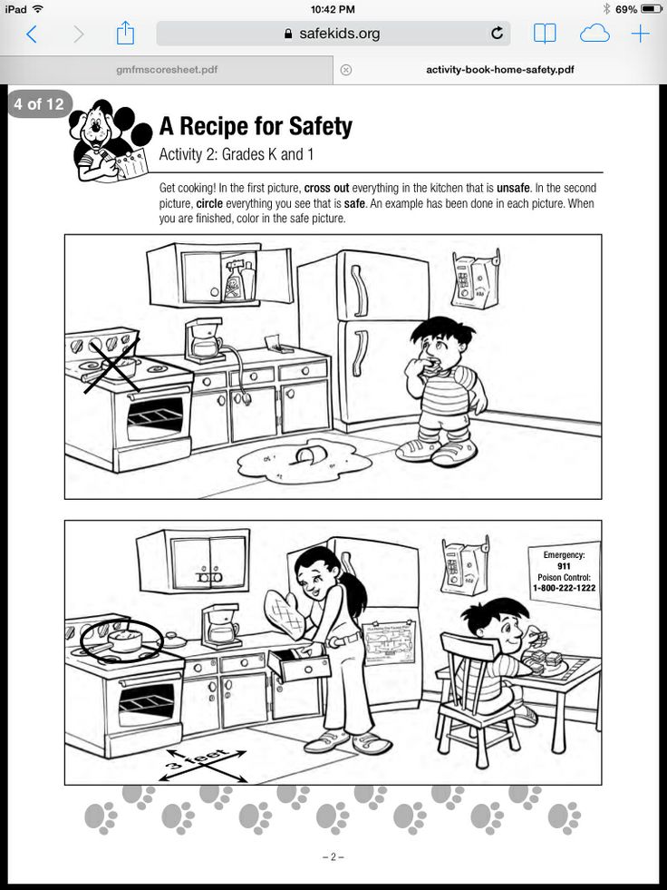 emergency safety worksheet for preschool emergency best free printable worksheets. Black Bedroom Furniture Sets. Home Design Ideas