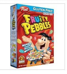 Post Fruity Pebbles Cereal Coupon Walmart Deal