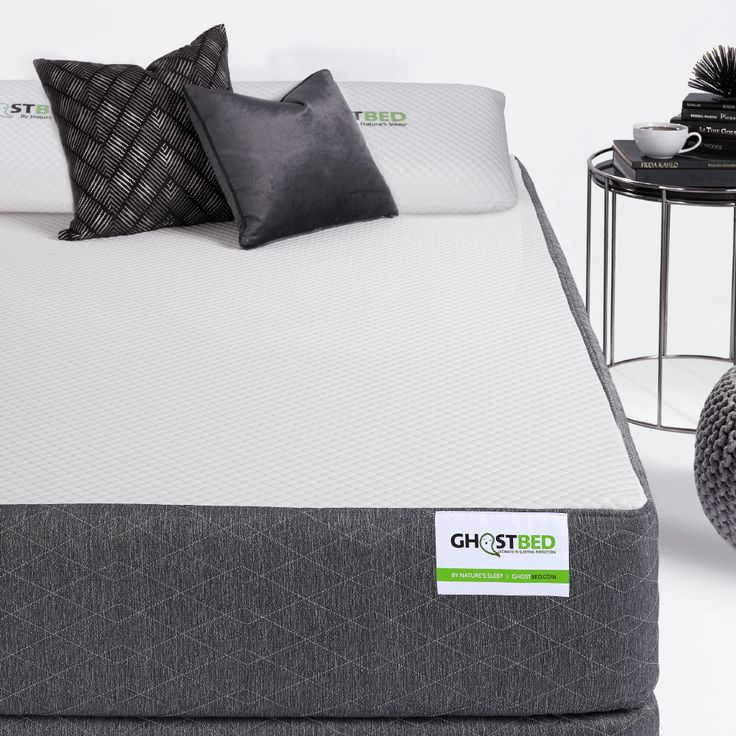 The Ghostbed King Size Mattress Is Perfect Balance Of Comfort And Support Dimension