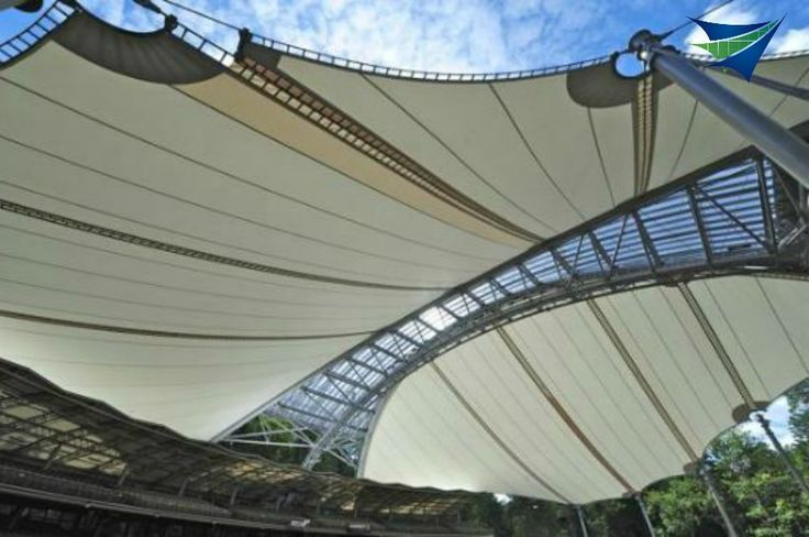 Rock and roll. Tensile structure amphitheaters outperform conventional construction and are a sound investment. Tensile Structure Systems @tensilesystems.com