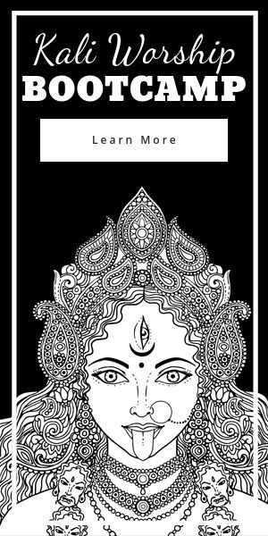I'm here to give you the secret to worshipping Kali Ma and also a practical daily prayer ritual for those who find comfort in routine.