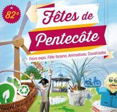 Fêtes de Pentecôte. Du 6 au 9 juin 2014 à parthenay.