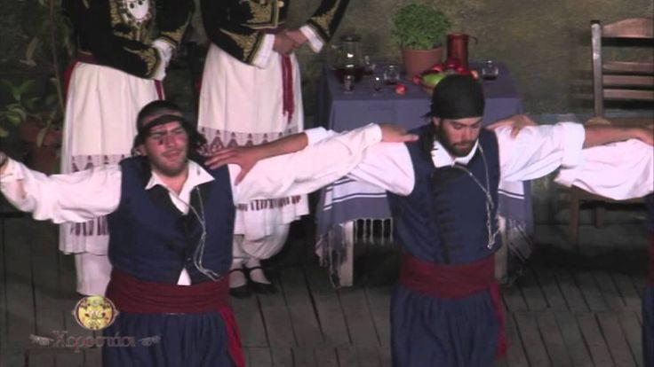 Cretan Dance Pentozali / Πεντοζάλι