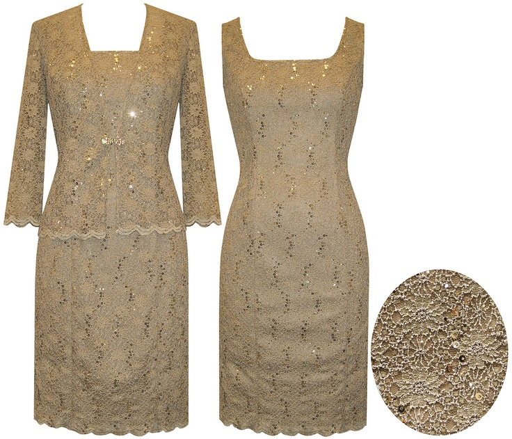 "Champagne dress...for my ""mother of the bride"" dress:)"