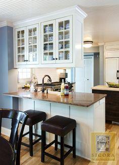 kitchen pass through ideas google search - Kitchen Pass Through