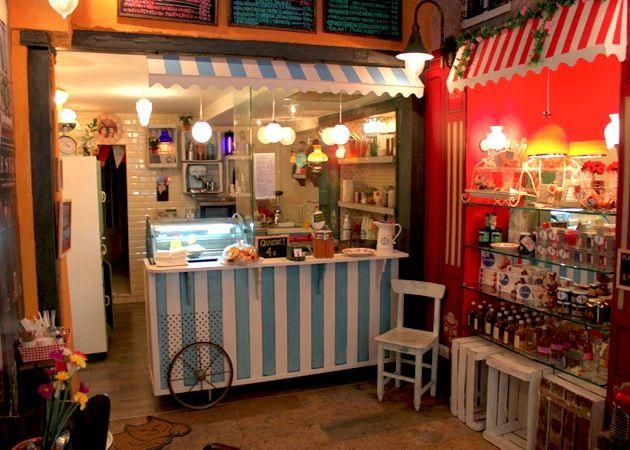 Decoracion cafeteria francesa buscar con google mar a - Decoracion francesa provenzal ...